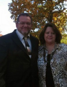Pastor David and Debra Denton